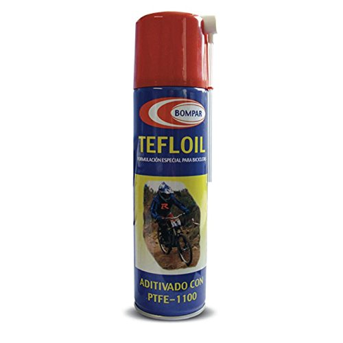 Lubricante Aceite con Teflon SPRAY 250 ml. – Aditivado con PTFE 1100...