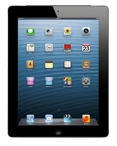 Apple iPad 3 64GB Wi-Fi - Black (Refurbished) - Ipad 3 Refurb