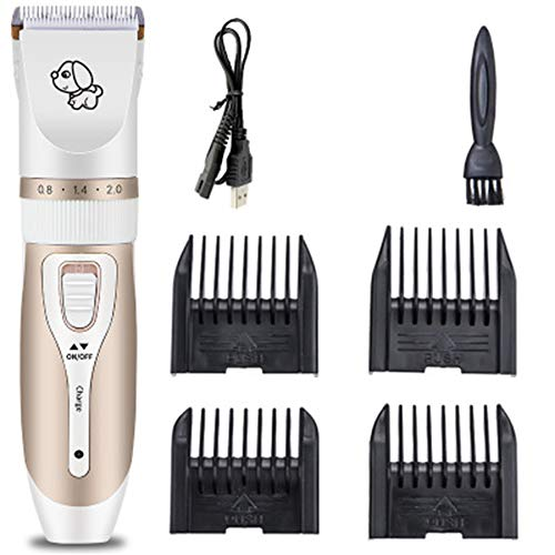 XBTECH Clippers Perros Low Noise Cordless Clippers