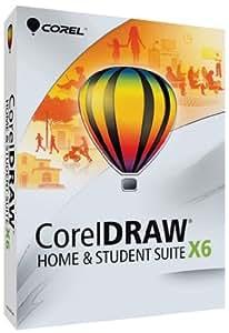 Coreldraw home & student suite X6