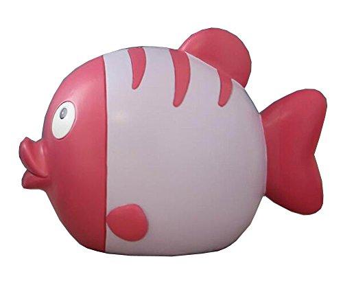 Alien Storehouse Lovely Animal Piggy Bank Münze Halter Münze Sammeln Box Fisch Rosa