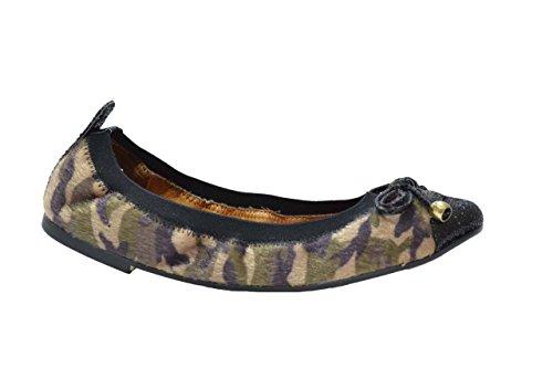 CafÈnoir Ballerine militare scarpe donna DA702 37