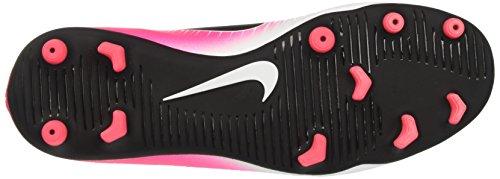Nike Mercurial Vortex Iii Fg, pour les Chaussures de Formation de Football Homme Rose (Racer Pink/black/white)