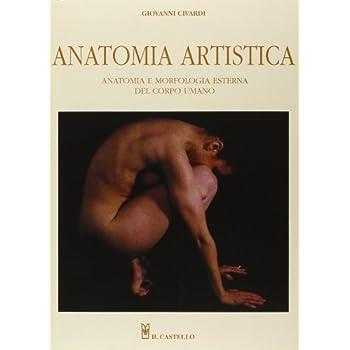 Anatomia Artistica. Anatomia E Morfologia Esterna Del Corpo Umano