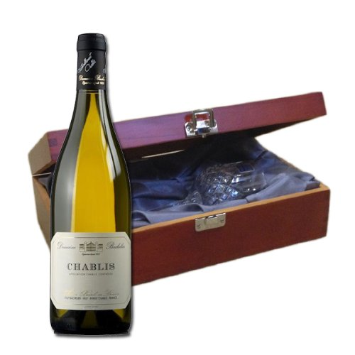 Chablis 4 Chaumes Box Deluxe Royal Scot Weinglas