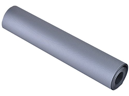 Homies 1 Piece Useful And Multipurpose Full Length 5 Meter (45 X 500) Anti Slip Grip, Non Slip Liner, Skid Resistant Mat (Color: Gray)