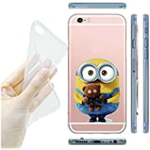 coque iphone 6 silicone minion. Black Bedroom Furniture Sets. Home Design Ideas