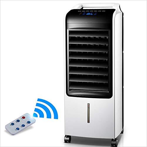 XI FAN Aire Acondicionado portátil, Ventilador de Aire Acondicionado móvil, Ventilador de Torre estéreo...