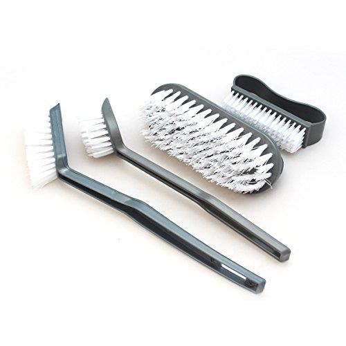 4Stück, Küche sortiert Bürste–Essential für alle Zwecke säubern und waschen (Waschen Zweck)