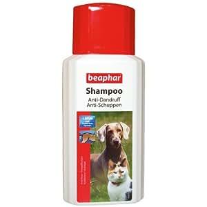 Beaphar Anti-Dandruff Shampoo for Dogs & Cats +MSM 200ml H88