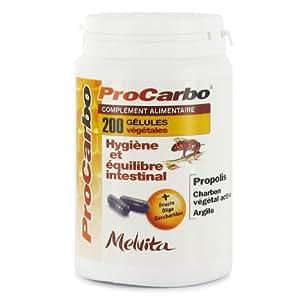 Melvita - Procarbo - Confort Intestinal - 180capsules