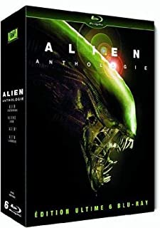 Alien Anthologie : Coffret 6 Blu-ray - Edition Ultimate [Blu-ray] (B004AHM57U) | Amazon price tracker / tracking, Amazon price history charts, Amazon price watches, Amazon price drop alerts