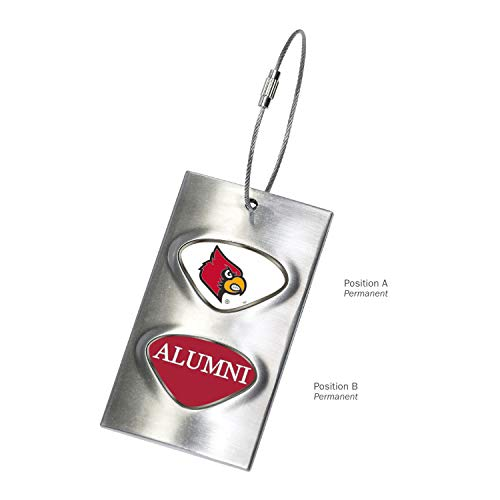 Alumni University of Louisville Luggage Tag Louisville University