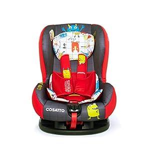 Cosatto Moova 2 Group 1 Anti-Escape Car Seat   5