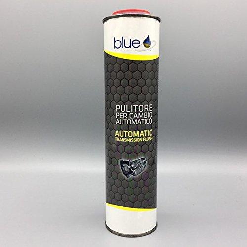 Additivi Blue Pulitore Cambio Automatico - elimina Tutti Gli slittamenti provocati dalle Particelle di Frizione e volano Che Si interpongono nel convertitore di Coppia