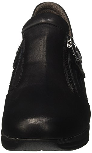 Melluso Damen R25201 Low-Top Nero (Nero)