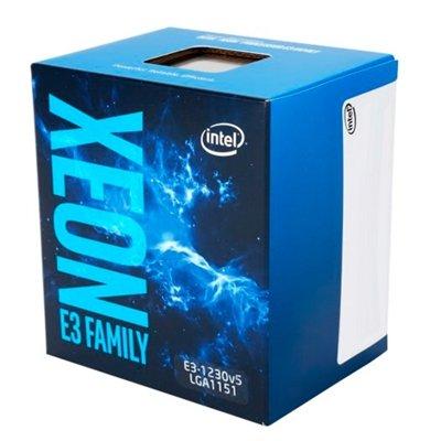 Intel Xeon E3-1225V53.3GHz Quad Core Socket 1151processore