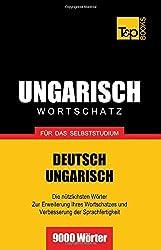 Ungarischer Wortschatz für das Selbststudium - 9000 Wörter