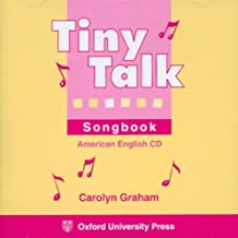 Tiny Talk Songbook: 4: American English CDs