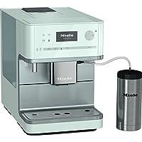 Miele 10516190 CM 6350 BB Machine à Café Posable Blanc Brillant