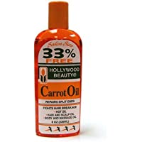 Hollywood Beauty Olio di Carota 235 ml