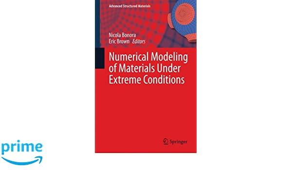 Numerical Modeling of Materials Under Extreme Conditions