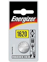 Energizer CR1620–C1 piles bouton Lithium