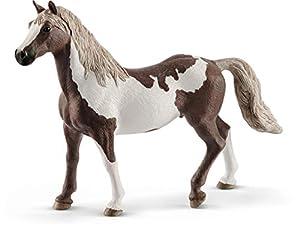 Schleich- Figura Caballo Capón Paint Horse, 12 cm.