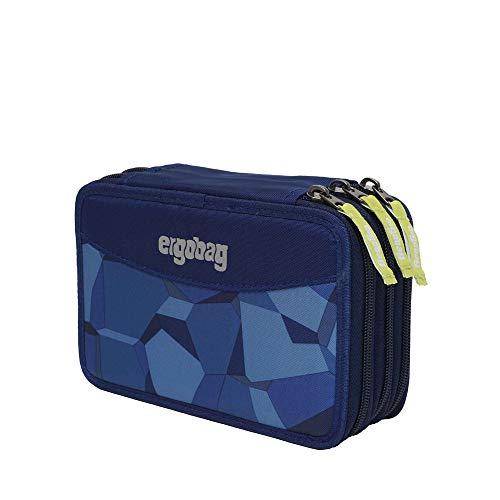 Ergobag ERG-HPL-001-9K4 Unisex Wickeltasche, blau