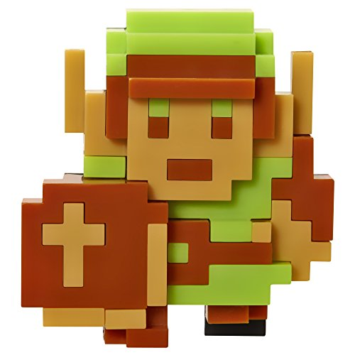 "Preisvergleich Produktbild Legend Of Zelda Series 5 Nintendo 2.5"" Mini Figure 8 Bit Link"