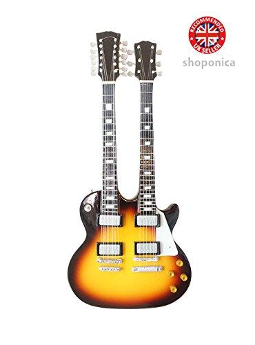 the-eagles-don-felder-doppel-hals-aus-holz-miniatur-gitarre-replica