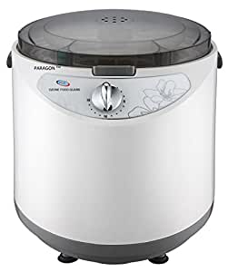 Paragon Plastic Vegetable Purifier with Ozone Food Guard, White