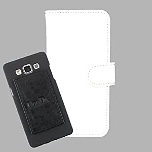 DooDa PU Leather Wallet Flip Case Cover With Card & ID Slots For Huawei Ascend P1 LTE - Back Cover Not Included Peel And Paste