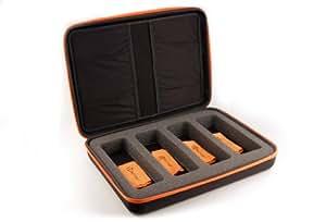 3ACTIVE® Four-Pack Storage Case