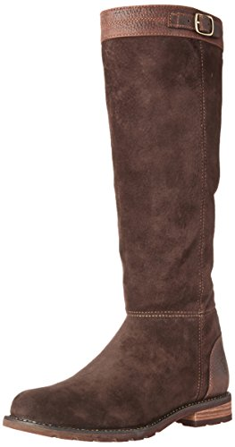 ARIAT Damen Country Stiefel CRESWELL H2O wasserdicht chocolate chip