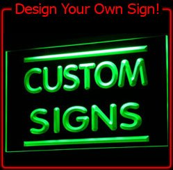 tm ADV PRO Custom Sign (your own design)