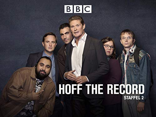 Hoff the Record Cover