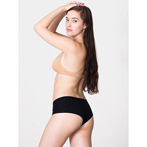 american-apparel-culotte-in-misto-cotone-donna-l-nero
