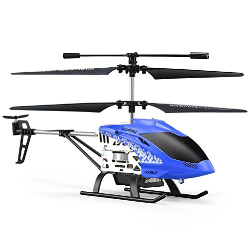 Remote Control Helicopter Helicopter RC Helicopter Mini Alloy Helicopter Radio Remote Control Aircraft Gift Children Toy Baby RC Plane Toy Gift For Children Resistance Shock Cons