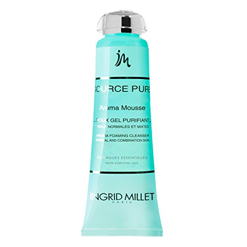 Ingrid Millet: Aroma Mousse Doux Gel Purifiant - Aroma Foaming Cleanser - SOURCE PURE (125 ml)