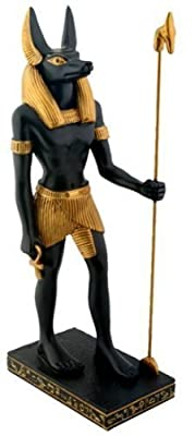 Egyptian Anubis - Collectible Figurine Statue Figure Sculpture Egypt by Summit