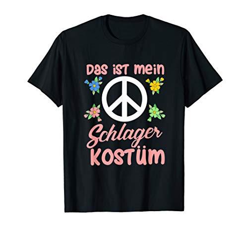 Mein Schlager Kostüm witziges Mallorca Party T-Shirt (Fischer Kostüm Kinder)