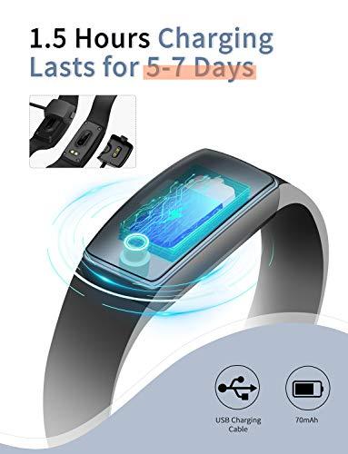 Zoom IMG-2 mpow smart braccialetto fitness tracker