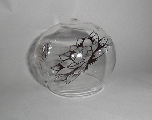Japonais-Carillon, Cloche de vent en verre fait