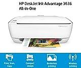 HP DeskJet Ink Advantage 3636 K4U05B All-in-One Printer