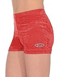 415c22e73f1c4a Suchergebnis auf Amazon.de für: rote shorts damen - Samt / Damen ...