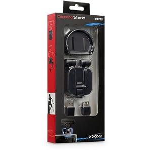 PS3 – Eye-Camera Halterung für Flachbildschirme