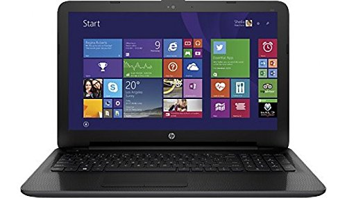 HP 250 G4 pantalla HD (negro) – Portátil (Intel Core i5 6200U, 8 GB DDR3 RAM, 1000 GB de almacenamiento, tarjeta gráfica integrada, Windows 10 64 bits, USB3 | HDMI | Bluetooth)