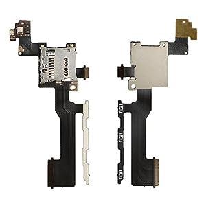 BisLinks® Marke Neu Macht Volumen , SD Karte Leser Flex Kabel Für HTC one M9