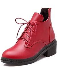 f3fe2327d0cecc ... Schuhe Stiefel · AIKAKA Frauen Herbst und Winter Europa und Amerika  Sexy warme Martin Kurze Stiefel